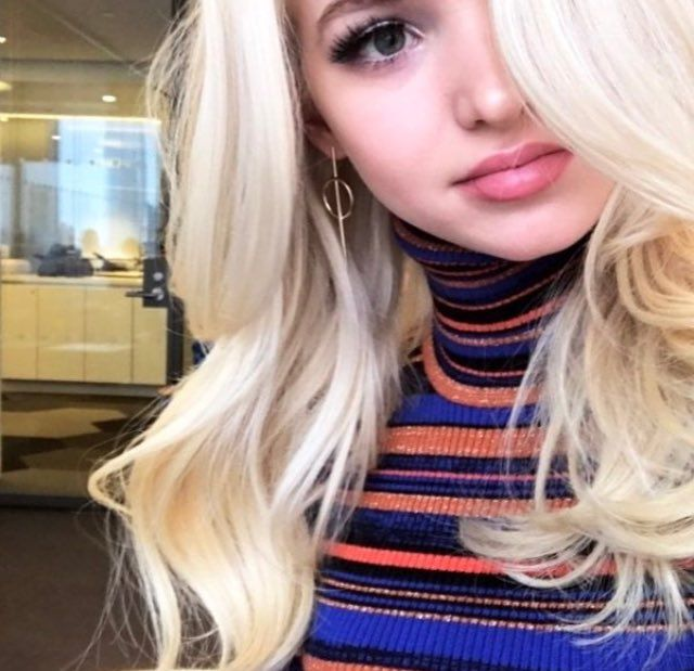 Dove is so amazing, and so beautiful! She is the cutest person ever! I love her!