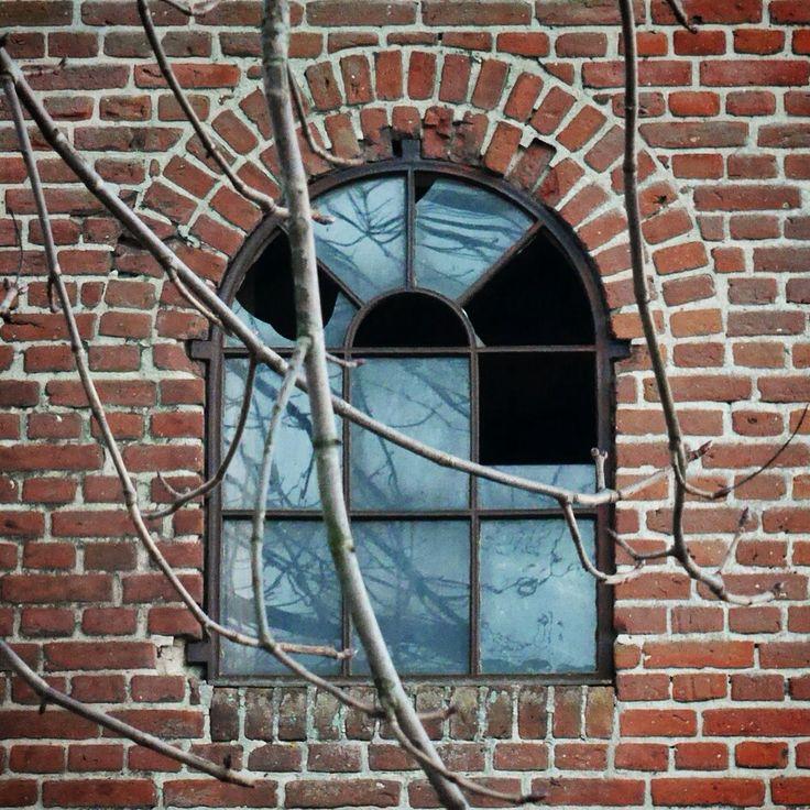 Abandoned window by David Juárez Ollé Denmark