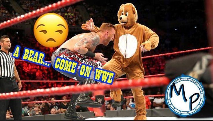@mikethemiz #MizBear vs @heathslater_xxii @rhyno313 from #WWERAW last week . . https://youtu.be/cWX4rK_LIvM . . . #prowrestling #wrestling #professionalwrestling #indiewrestling #mma #fight #mixedmartialarts #fighting #youtube #youtuber #content #contentcreator #wwe @wwe #RAW #TheMiz #HeathSlater #Rhyno #maryse  @marysemizanin