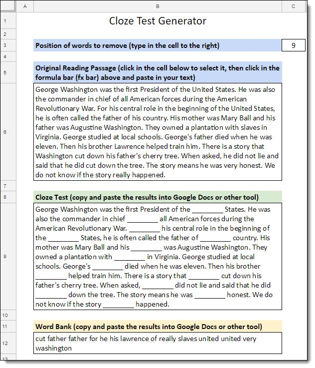 Best 25 Cloze Reading Ideas On Pinterest Close Reading