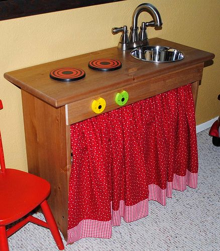 15 Best Images About DIY Play Kitchen On Pinterest Children Play Homemade