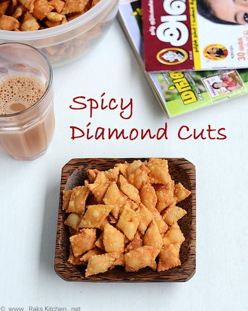 spicy-diamond-cuts by Raks anand, via Flickr
