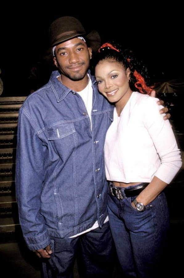.Q-Tip and Janet....now why you wanna go and do that love huh? Soul HipHop