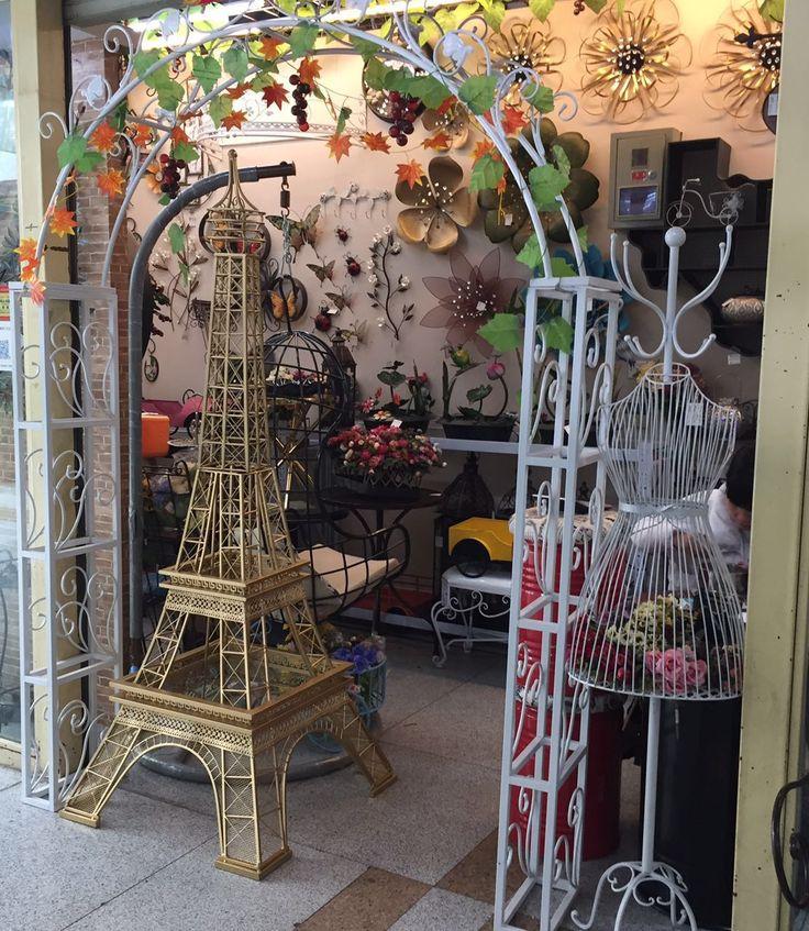 Предметы декора в наличии на сайте moulinroom.ru Эйфелева башня, Париж и романтика