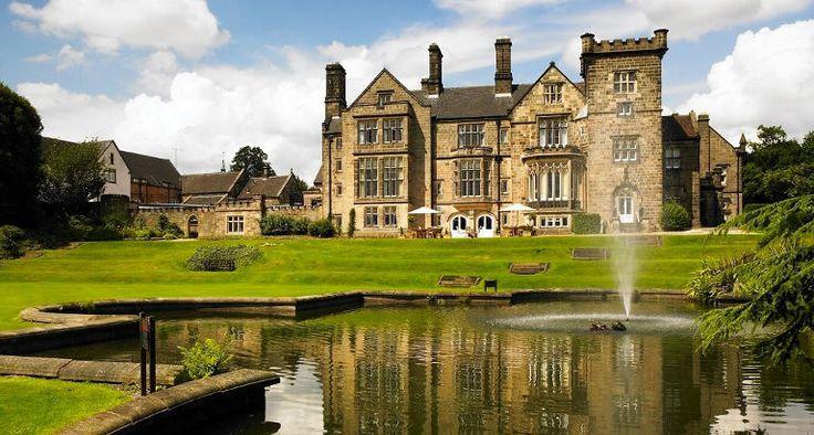 Luxury Hotels Derby in Derbyshire | Breadsall Priory Marriott Hotel