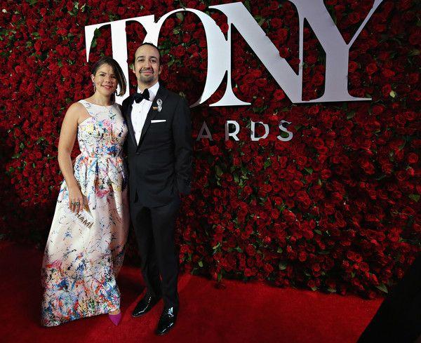 2016 TONY Red Carpet Vanessa Nadal Miranda's purse - Google Search