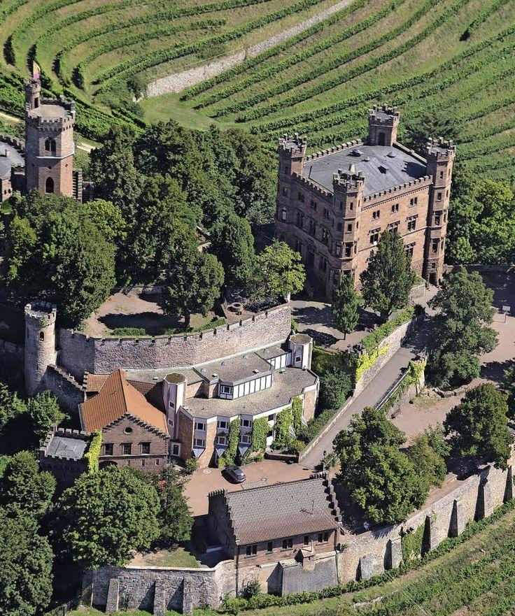 Familienausflug in die Ortenau: ein Tag und eine Nacht auf Schloss Ortenberg