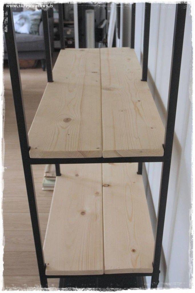 Vittsj Ikea Hack Skreytumh To Make Pinterest Furniture Overlays And Ikea Hacks