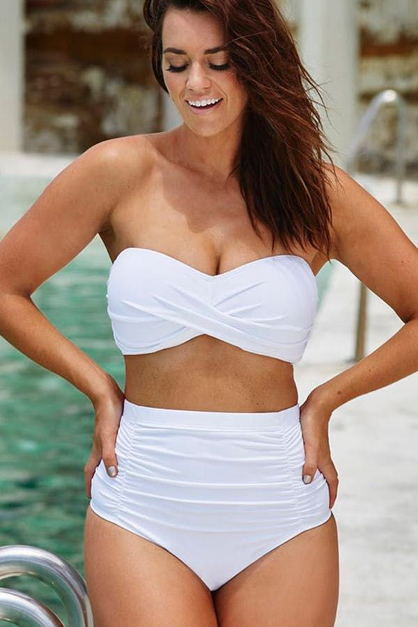 5 Showstopping Swimsuits for Every Body Type via @PureWow