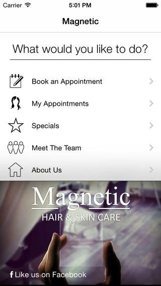 Magnetic app