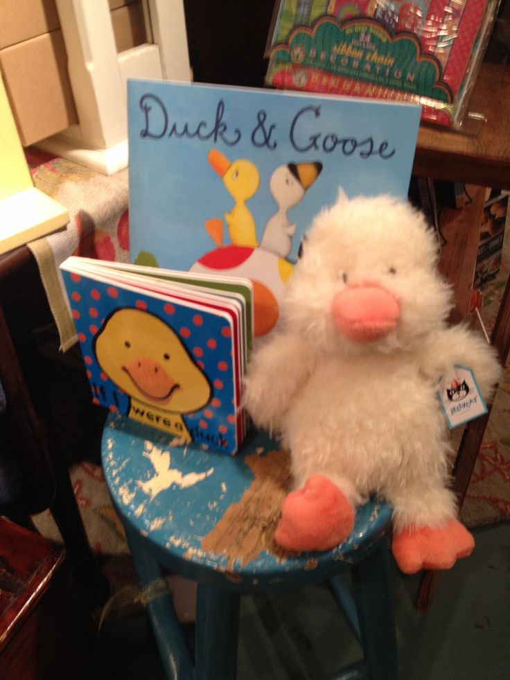 Duck and Goose Crafts and Learning Activities for Kids