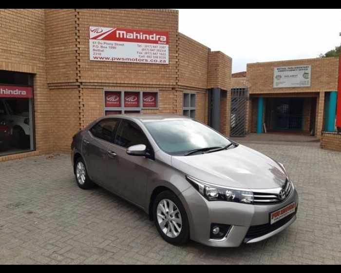 2015 Toyota Corolla 1 8 Exclusive Https Www Pwsmotors Co Za