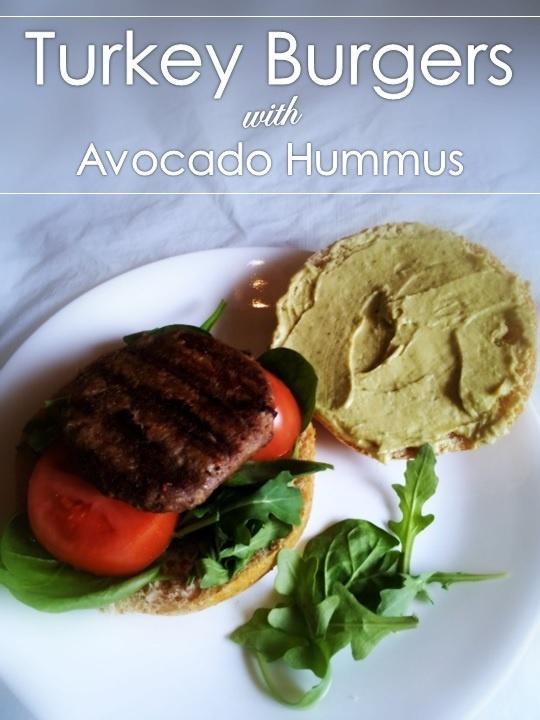 ... hummus spread.   Recipes   Pinterest   Avocado Hummus, Turkey Burgers