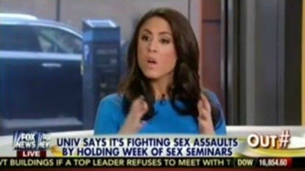 "Fox News host blames drunk college girls for getting sexually assaulted. She claims ""women need to decide, either we're strong women who are capable of taking care of ourselves, or we are victims who need a special set of rules and regulations and protections.""  Special rules and regulations?  No, just  holding the criminal who attacks and rapes, totally responsible for the crime.  Not the victim. The stupid at faux news gets stronger by the day."