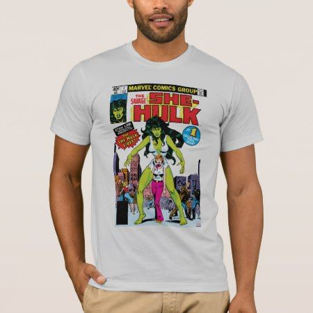 She-Hulk Classic Comic T-Shirt - tap to personalize and get yours