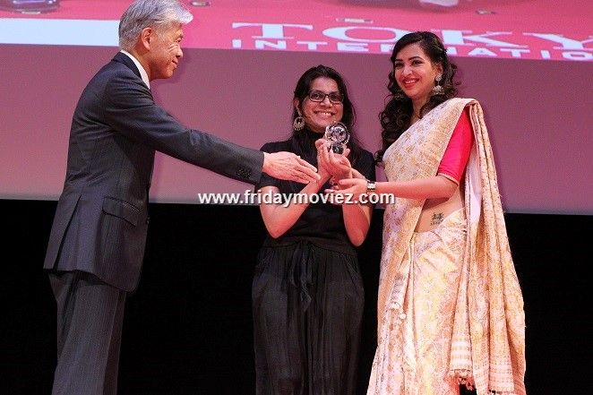 Lipstick Under My Burkha awarded 'The spirit of Asia' Award by the Japan Foundation Asia Center #LipstickUnderMyBurkha #ThespiritofAsia #JapanFoundationAsiaCenter