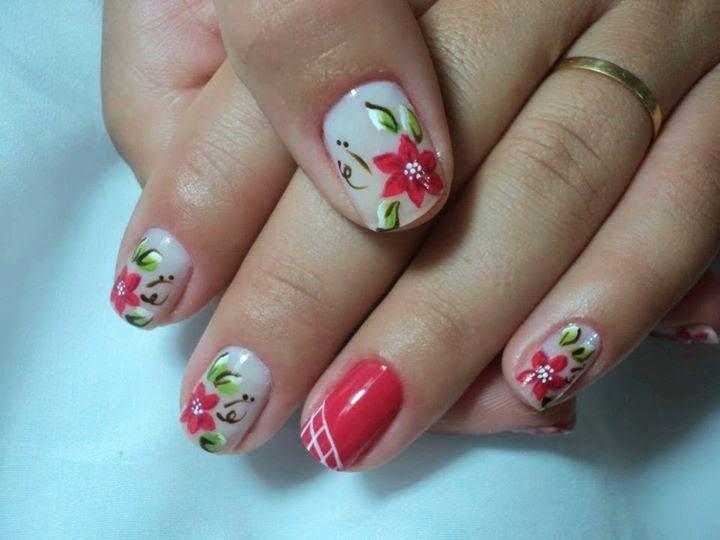 Pin de Liliana Lopez en uñas Pinterest Diseños de uñas, Modelo - modelos de uas