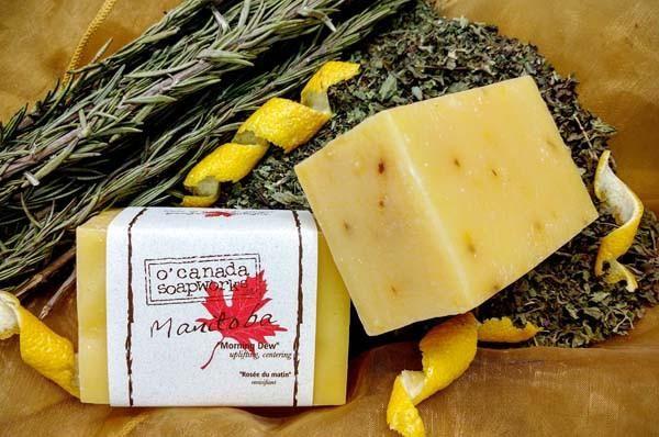 O'Canada Soap- Manitoba