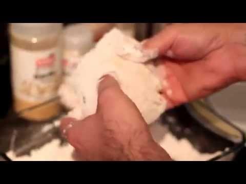 Como cocinar Pollo Broaster