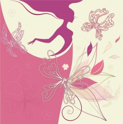 fashion women illustration vector 3