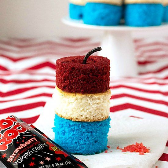 4th of july pop rocks cookies