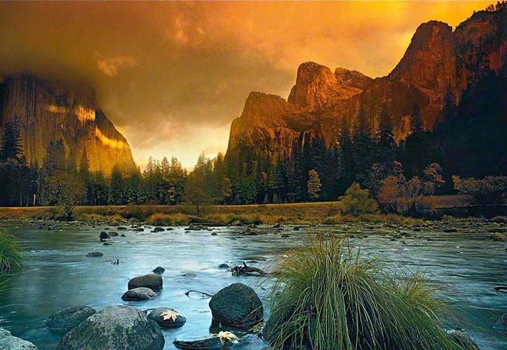 "Peter Lik Photography ""Yosemite Clearing"""
