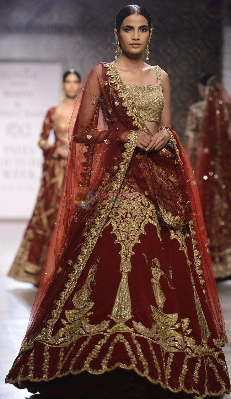 Rimple Harpreet Narula At India Couture Week 2016