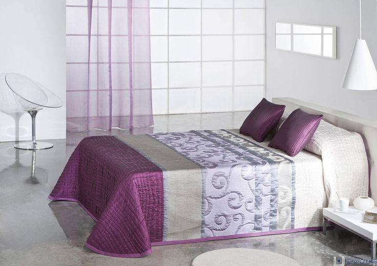#Colcha cobertor Reig Martí. Más info: http://www.gauus.es/marcas/reig-marti-1/colchas-de-cama-reversibles-reig-marti.html #RopaHogar