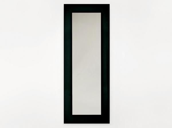 Modern Toshimi Rectangular Wall Mirror by Tonin Casa in a Choice of Finishes