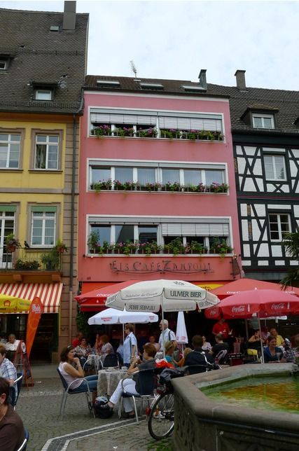 outside view - Offenburg