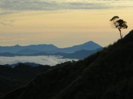 Shoot at Kundasang from Satinah Homestay.   Board Satinah - From http://pasutri.us