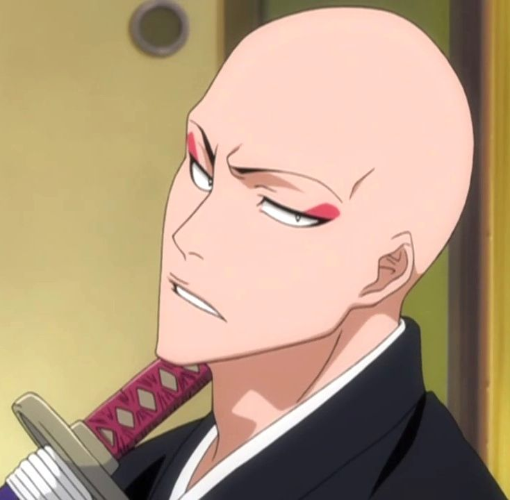 Madarame Ikkaku Bleach Bleach Anime Bleach Characters Bleach Manga