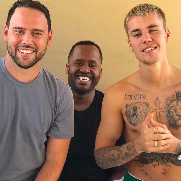 Scooter, Kenny & Justin