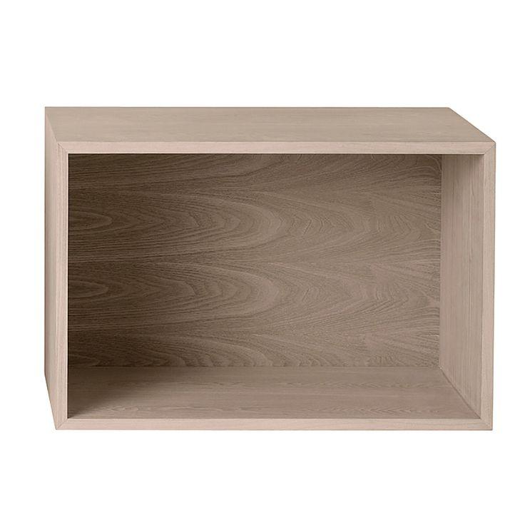 top3 by design - MUUTO NEW NORDIC - muuto stacked w-bkboard ash L