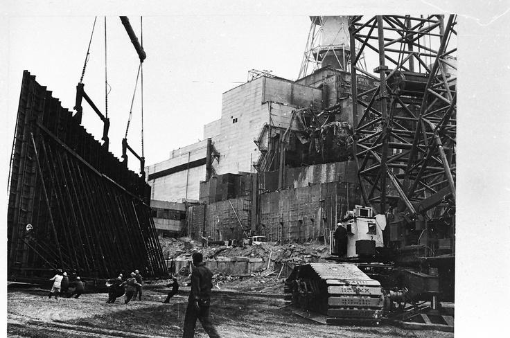 Chernobyl liquidators: respect