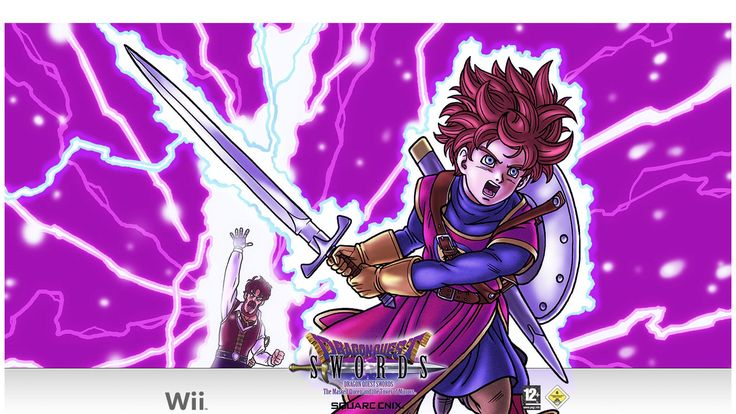 dragon quest swords the masked queen and the tower of mirro wallpaper desktop (Wainwright Backer 1920x1080)