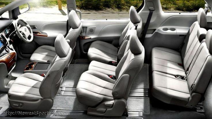 2017 Toyota Sienna Release Date Concept Interior Cars Release Date Pinterest Release