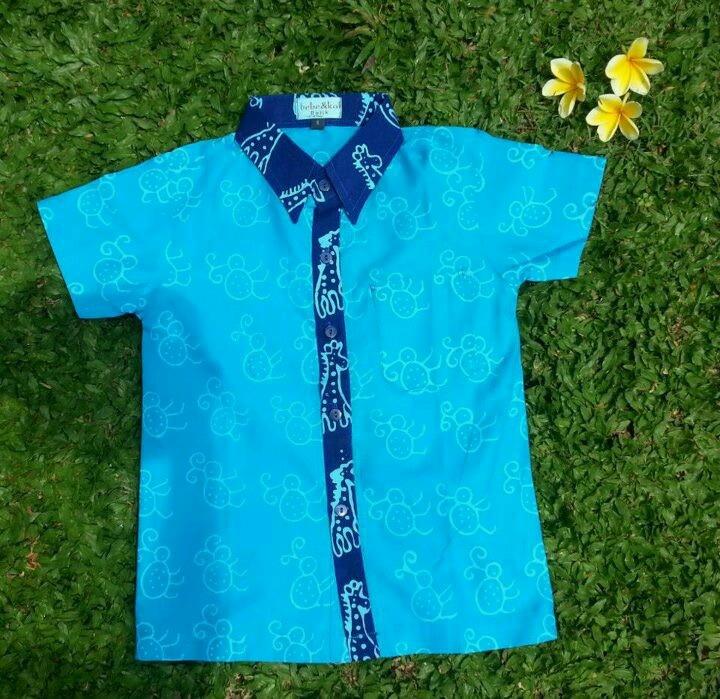 batik cenik motif semut