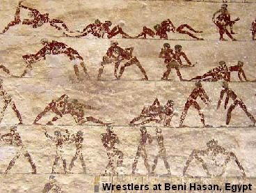 African Martial Arts | The origins of martial arts appeared on the walls of Egyptian tombs ...