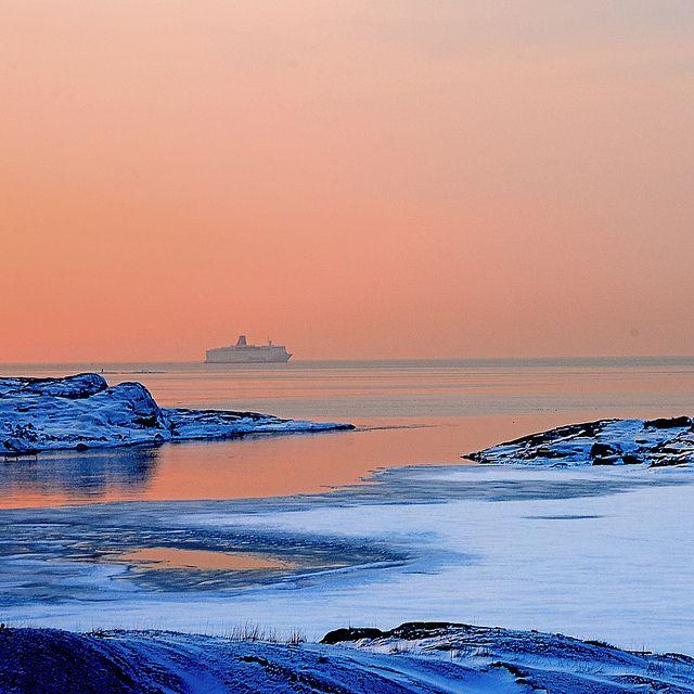 Scandinavian Winter Sweden