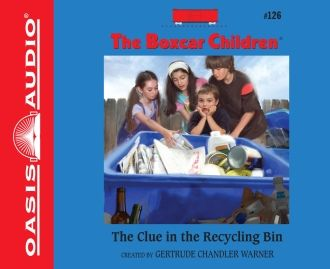 The Aldens are volunteering at the local recycling center, where they find plenty of things that can be reused, including a pinata that Benny takes home. But when the recycling center is vandalized, the Boxcar Children have a mystery to solve. Is there a treasure amidst the junk?