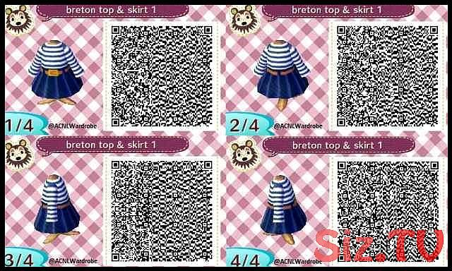 Qr Animal Crossing Qr Animal Crossing Qr Codes Clothes Animal