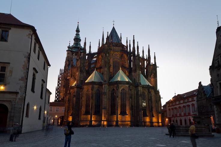 Saint Vitus' Cathedral, Praha