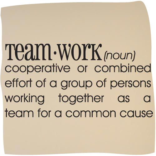 Best 25+ Teamwork Quotes Ideas On Pinterest