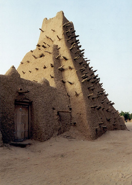 Timbucktoo-- Timbuktu is an actual city, located in Mali on the southern fringes of the Sahara Desert.