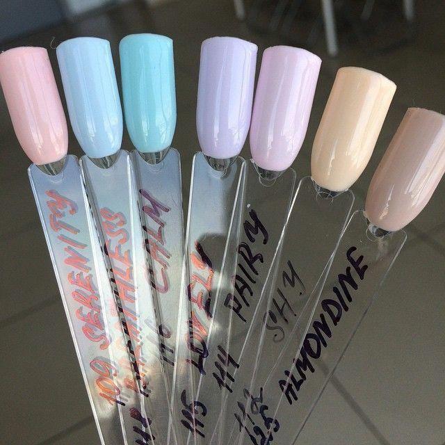 acrylic nail shapes Stilettos #nailshapesballerina