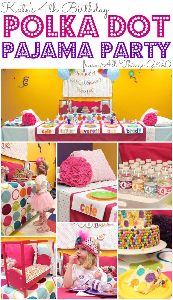 39 best images about polka dot party ideas on pinterest for Polka dot party ideas