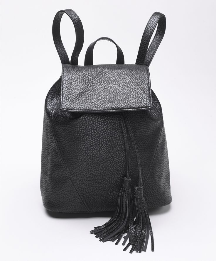 Faux leather backpack   Gina Tricot Accessories   www.ginatricot.com   #ginatricot