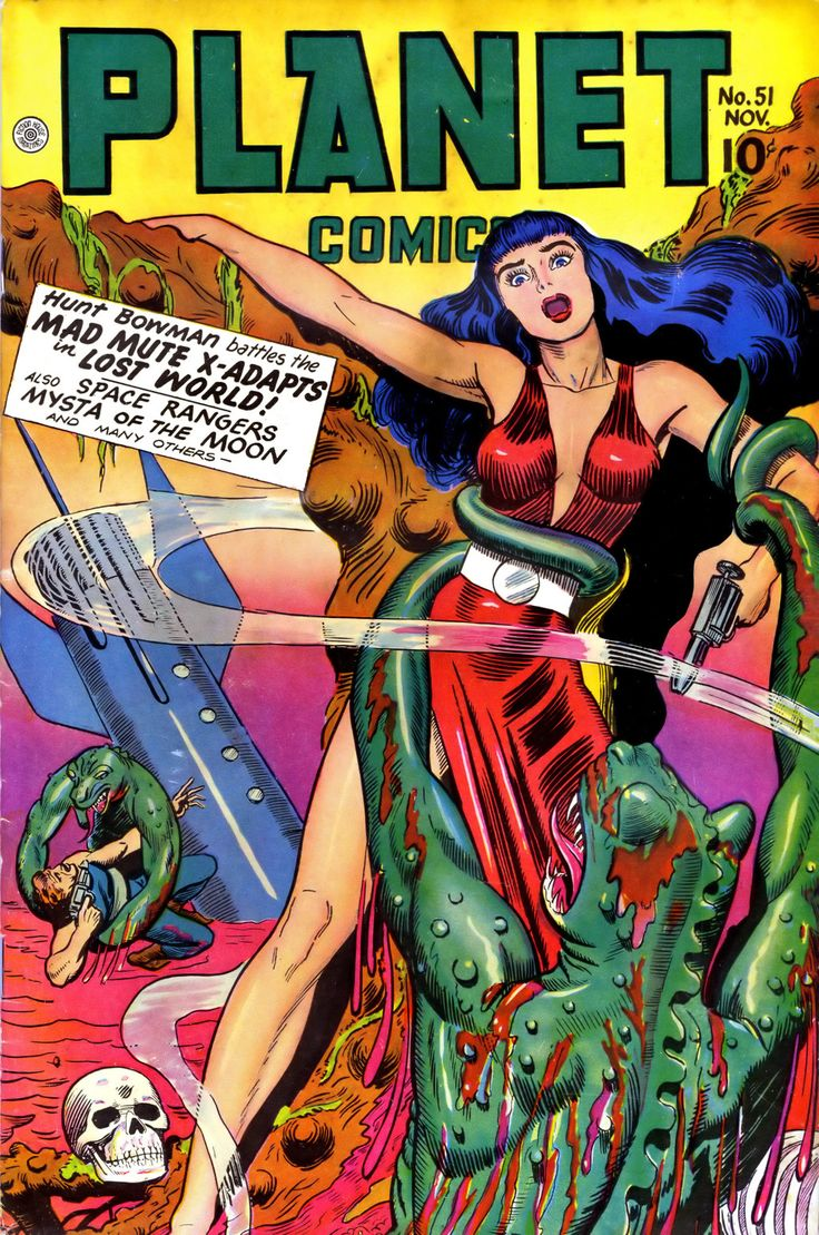 Digital Comic Museum Viewer: Planet Comics 051 - Planet_Comics_#51…