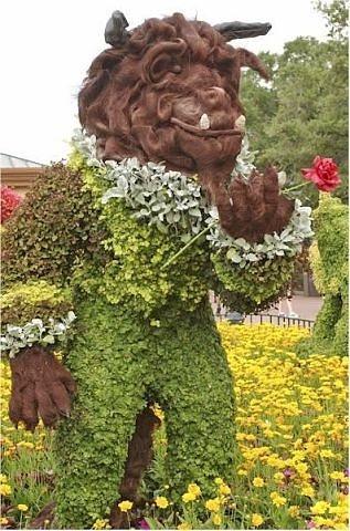 Epcot International Flower U0026 Garden Festival   EPCOT Walt Disney World#